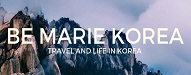 Top 20 Globetrotter & Expat Blogs | be marie korea
